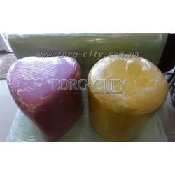 Пуф Сердце,Круг,Квадрат 35х35х40 см  кожзам усиленный ,любой цвет и форма