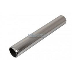 Труба 300 см , 0,6 мм , d-25 , хром