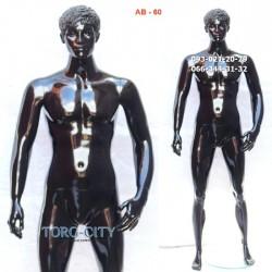 манекен    Мужской АВ-60 Черный