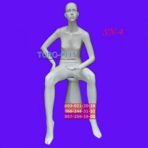 манекен Манекен SN-4 , белый