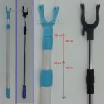 Съемник вешалок пластиковый  крючок
