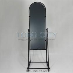 Зеркало напольное Широкое, Черное, в коробке