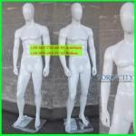 Манекен мужской 14 - белый (Новая супер окраска)