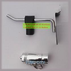 Ключ для стоплока, магнитный хром