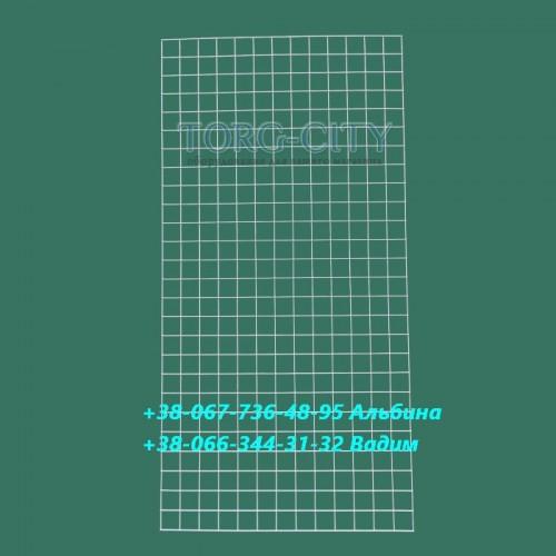 Сетка 150х75 см. Клетка 5х5 см, Прут-3.5 мм
