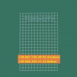 Сетка 100х75 см. Клетка 5х5 см, Прут-3.5 мм