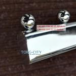 Флейта 10 шаров  на стойку   овальная, 45 см