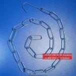 Цепь металлическая № 1, толщина 1.5 мм