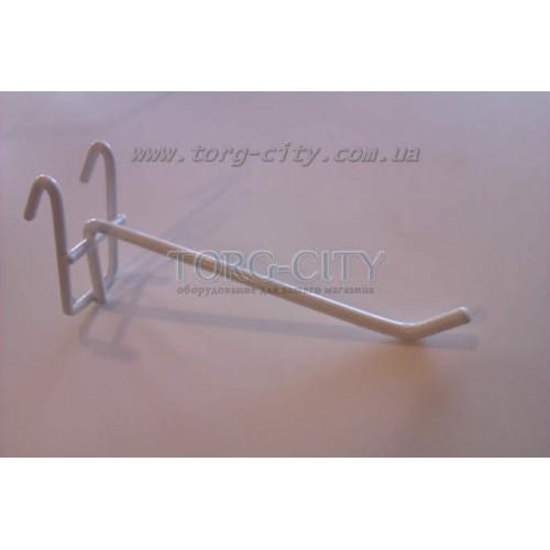 Крючки   м\ пластик  15 см  прут-5.3 мм, на сетку, Китай